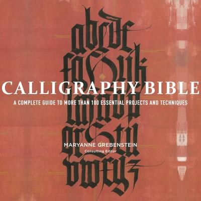 Calligraphy Bible By Callery, Emma